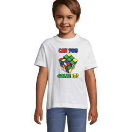 Otroška majica Rubik cube