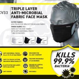 Zaščitna maska Metulji