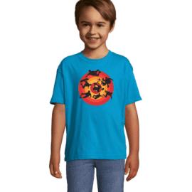Otroška majica Skate