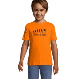 Otroška majica Born